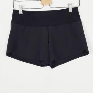 Lululemon Speed Short Black Size 4